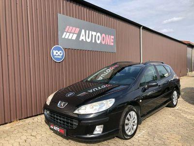 brugt Peugeot 407 1,8 XR SW