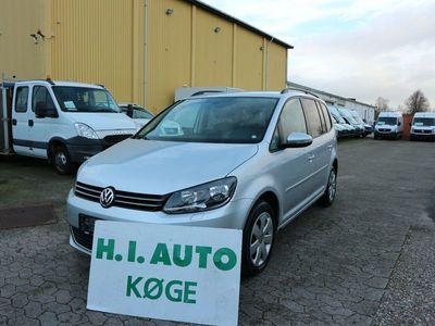 brugt VW Touran 1,6 TDi 105 Comfortline BMT Van
