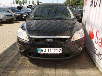 brugt Ford Focus 1,6 TDCi Trend 90HK Stc