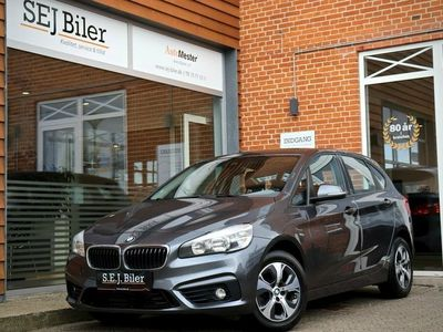 gebraucht BMW 218 Active Tourer i 1,5 Sport Line 136HK aut 5d