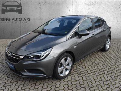 brugt Opel Astra 0 Turbo Enjoy Start/Stop 105HK 5d - Personbil - koksmetal