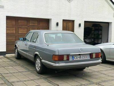 brugt Mercedes S280 W126