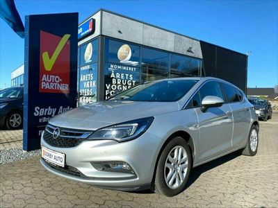 brugt Opel Astra 105 Excite