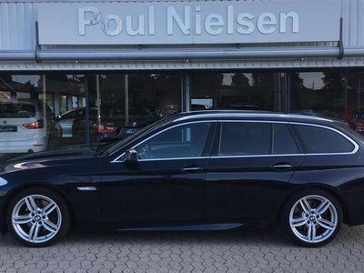 brugt BMW 535 Xd Touring 3,0 D 4x4 313HK Stc 8g Aut.