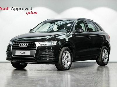 brugt Audi Q3 1,4 TFSi 150 Sport Limited S-tr.