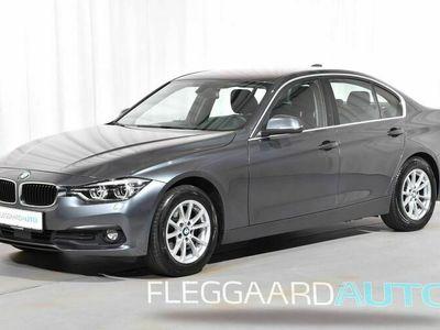 brugt BMW 320 d 2,0 D Executive Steptronic 190HK 8g Aut.