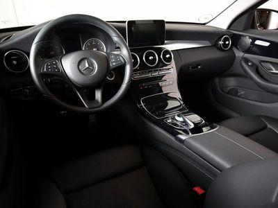 brugt Mercedes C200 BlueTEC AMG Line aut.