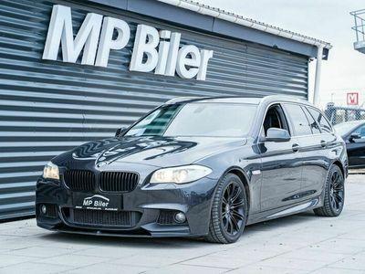 brugt BMW 520 d 2,0 Touring aut. Van