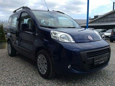 gebraucht Fiat Qubo 1,3 MJT 95 Trekking Van