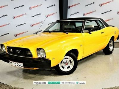 brugt Ford Mustang 4,9 Ghia aut.