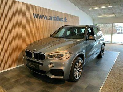 brugt BMW X5 xDrive40d M-Sport aut.