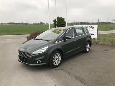 brugt Ford S-MAX 1,5 EcoBoost Titanium Attack 160HK 6g