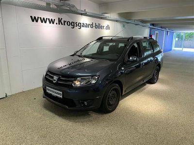 brugt Dacia Logan 0,9 Tce Lauréate Adventure 90HK