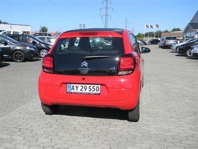 brugt Citroën C1 1,0 VTi Feel start/stop 68HK 5d