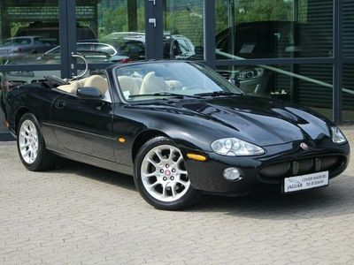 brugt Jaguar XK R 4,0 Convertible
