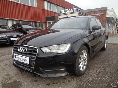 brugt Audi A3 Sportback 2,0 TDi 150 Attraction S-tr.