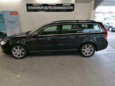 brugt Volvo V70 2,0 D4 Eco Momentum 181HK Stc 8g Aut.