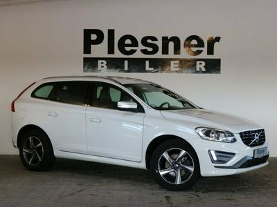 second-hand Volvo XC60 2,4 D5 220 R-Design aut. AWD