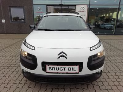 brugt Citroën C4 Cactus 1,6 Blue HDi Feel start/stop 100HK 5d A++