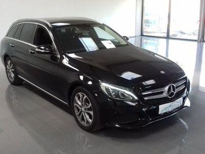 usado Mercedes C250 2,2 BlueTEC Avantgarde st.car aut.