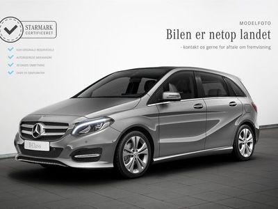 brugt Mercedes B200 1,6 aut.