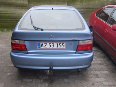 brugt Toyota Corolla 1,3 XLi