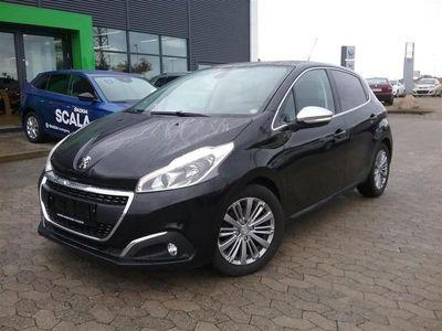 brugt Peugeot 208 1,6 BlueHDi Desire 100HK 5d