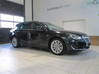 brugt Opel Insignia Sports Tourer 2,0 CDTI Cosmo Start/Stop 163HK Stc 6g