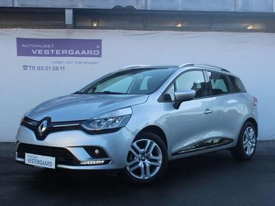used Renault Clio Sport Tourer 1,5 Energy DCI Limited 90HK Stc