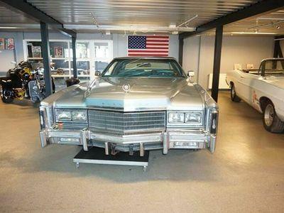 brugt Cadillac Eldorado 2 Door Coupe 1977