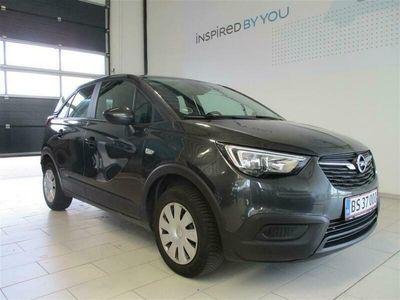 brugt Opel Crossland X 1,2 Turbo Enjoy Start/Stop 110HK 5d 6g Aut.