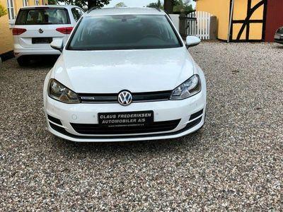 usata VW Golf VII 1,6 TDi 110 BlueMotion Variant