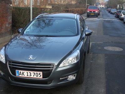 begagnad Peugeot 508 1,6 HDI 112 HK SW