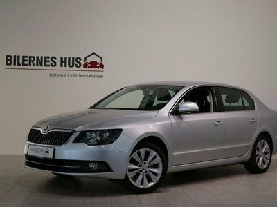 used Skoda Superb 1,8 TSi 160 Elegance DSG