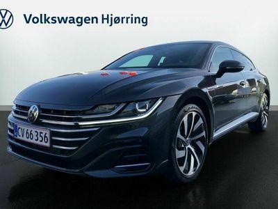 brugt VW Arteon 2,0 TSi 190 R-line SB DSG