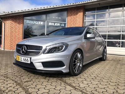 brugt Mercedes A200 A200CDI 2,1 7G-DCT AMG-LINE