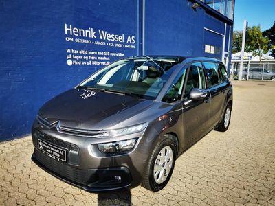 brugt Citroën Grand C4 Picasso 1,2 PureTech Feel+ start/stop 130HK 6g A+