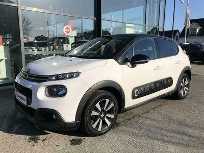 brugt Citroën C3 1,5 Blue HDi Skyline start/stop 100HK 5d