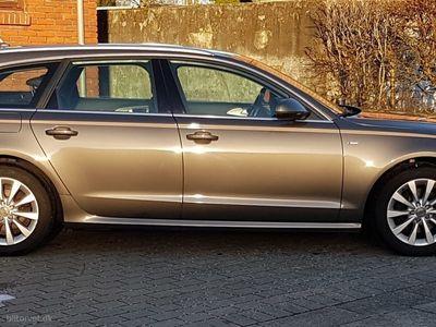 brugt Audi A6 Avant 2,0 TDI Ultra 190HK Stc 6g