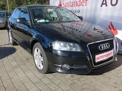 brugt Audi A3 Sportback 1,4 T FSI Attraction S Tronic 125HK Stc 6g Aut.
