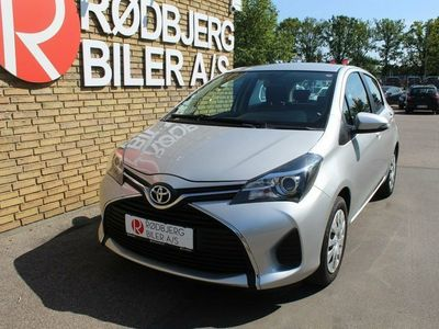 second-hand Toyota Yaris 1,0 VVT-i T2