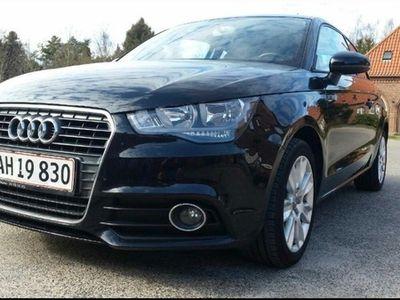 brugt Audi A1 1,4 TFSI