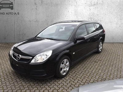 brugt Opel Vectra Wagon 2,2 Direct Limited 155HK Stc 6g - Personbil - Sort