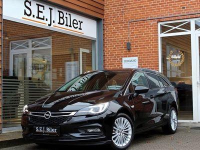 brugt Opel Astra 4 T Innovation ST 150HK aut 5d