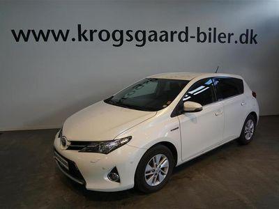 brugt Toyota Auris 1,8 VVT-I H2+ E-CVT 136HK 5d