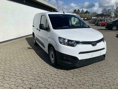 brugt Toyota Proace City Medium 1,5 D Base+ 75HK Van A+