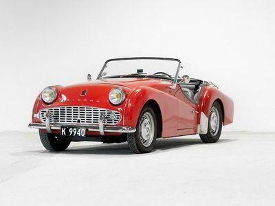 brugt Triumph TR3 2,2 Cabr.