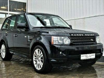 brugt Land Rover Range Rover Sport Range Rover Sport I 3.0 LR-TD V6 - 245 hk AWD Automatic I 3.0 LR-TD V6 - 245 hk AWD Automatic