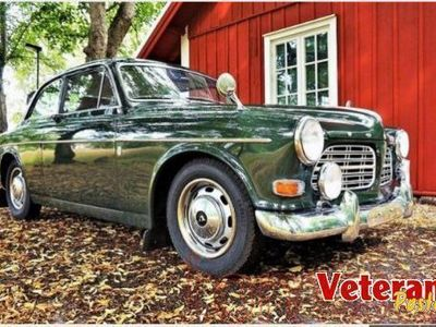 brugt Volvo Amazon B20 automatic KØBES
