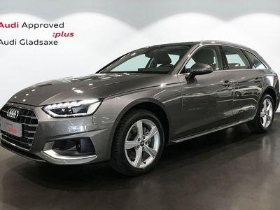 brugt Audi A4 40 TFSi Advanced+ Avant S-tr.